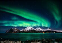 7 magických míst, kde pozorovat polární záři