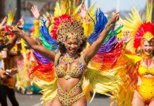 12 nejlepších karnevalů na světě