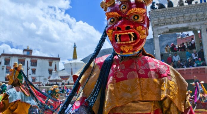 Tibetský Nový rok Losar