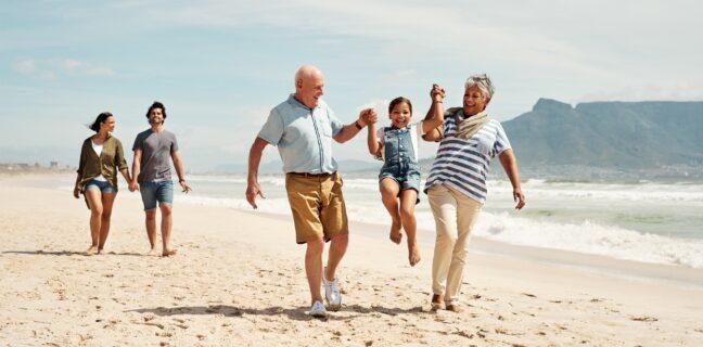 Jak si užít multigenerační dovolenou
