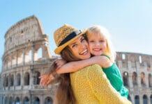 Chcete-li dětem ukázat něco z historie, vezměte je do Říma