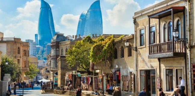 Objevte krásu Ázerbajdžánu a jeho hlavního města Baku