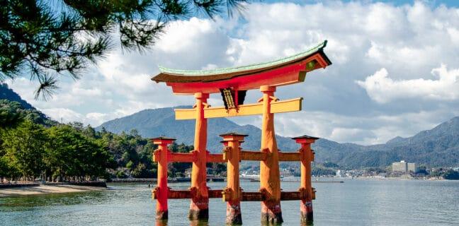 Icukušima Japonsko